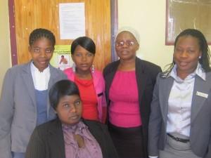 psychosocial department team